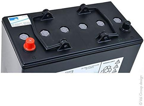 Exide Batterie plomb traction GF12076V Gel 12V 76Ah Auto