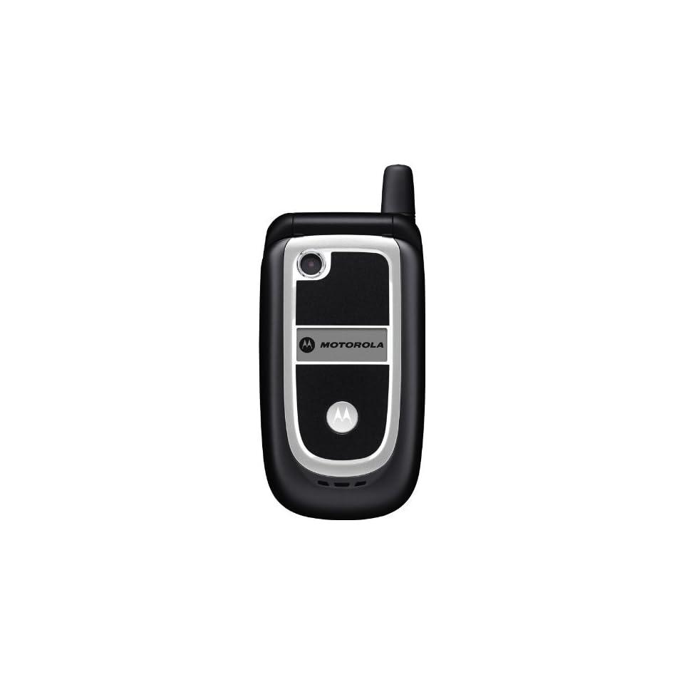 Motorola V237 Unlocked GSM Flip Phone with VGA Camera, Video Capabilities and Internet Browser   Black