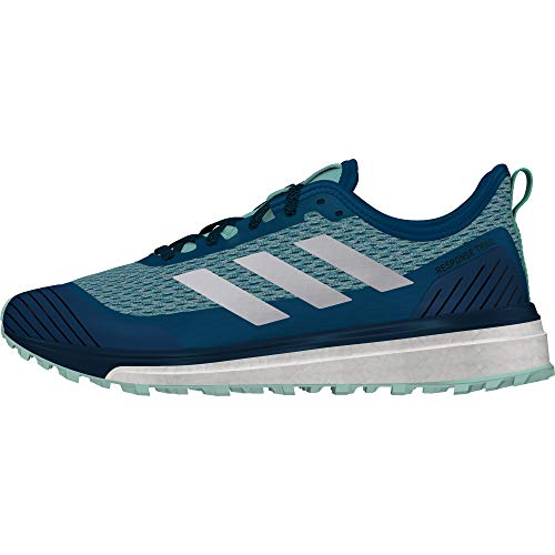 official photos 1e9ba 8c038 Femme azcere Adidas De Bleu 000 ftwbla mencla Response Trail Chaussures W  6XAr6