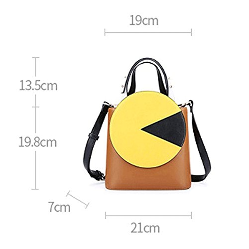Bag Fashion Messenger Shoulder Summer JIUTE Ms Bag Wave And Female Personality Korean Spring Hand HTqx46