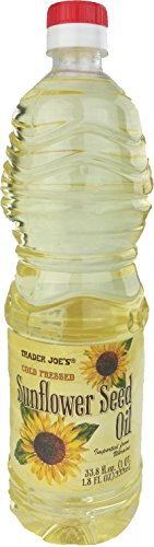 Trader Joe's Cold Pressed Sunflower Seed Oil