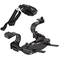 DJI Spark 7.9/ 9.7 Inch Remote Controller Double Hanging Buckle Holder iPad tablet bracket with Straps for DJI Mavic Pro /Spark