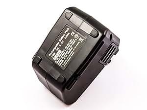 AccuPower - Batería para Hilti SFB105 SBP10 P843CH