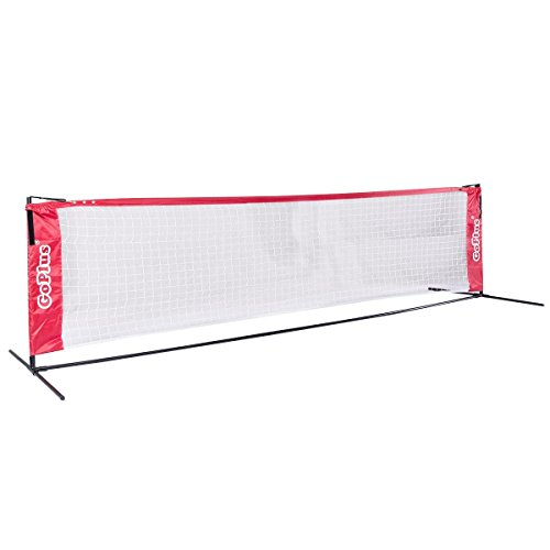 - Goplus Portable Tennis Net 10' Badminton Volleyball Training Mini Beach Net Perfect for Indoor and Outdoor w/ Carrying Bag