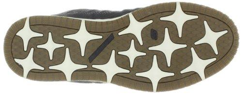 Skechers Wezen Hombre Zapatillas Hamal Gris 63418 Blk Charcoal rrdRwpq