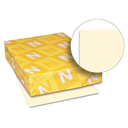 xact Index Card Stock, 110lb, 8 1/2 x 11, Ivory, 250 Sheets ()