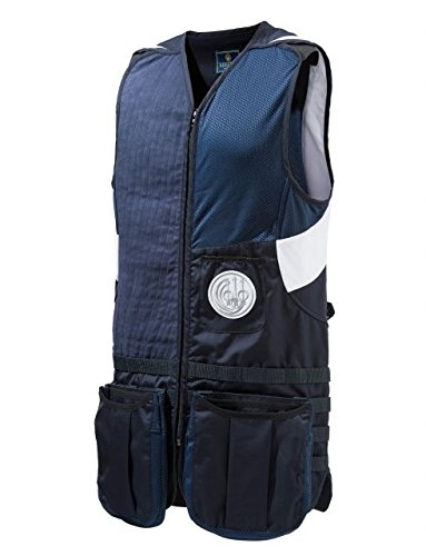 Beretta Men's Mole Shooting Vest, Navy, Medium ()