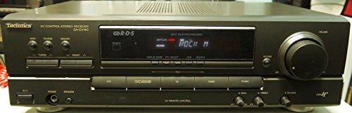 Technics SA-EX140 AV Audio Video Control Center (no remote) (Audio Technics)