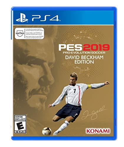 Pro Evolution Soccer 2019 - PlayStation 4 David Beckham Edition