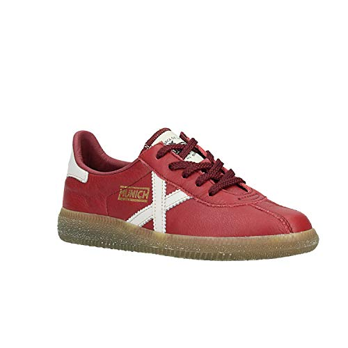 Uomo Sneakers Rosso Barru per Munich qYw6zx