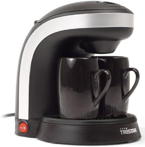 Tristar KZ-1216 - Cafetera dúo: Amazon.es: Hogar