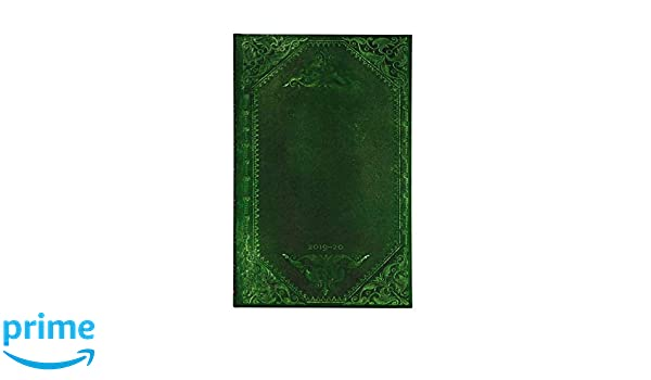 Amazon.com : Velvet Cape Green Maxi Week-at-A-Time 18 Month ...