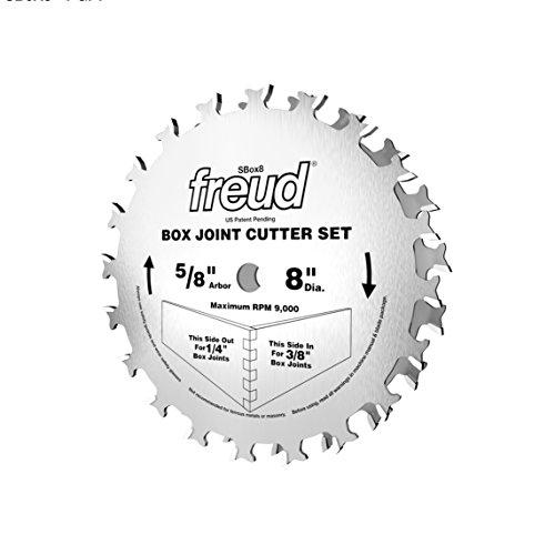 Professional Dado Set (Freud 8