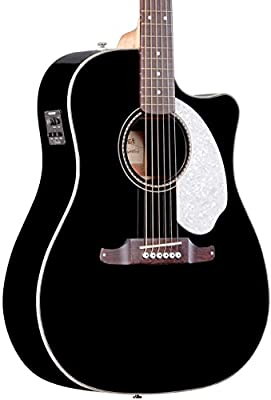 Fender Sonoran SCE Cutaway Acoustic-Electric Guitar from Fender