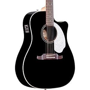 ac18488b01c Fender California Series Sonoran SCE Cutaway Dreadnought Acoustic-Electric  Guitar,