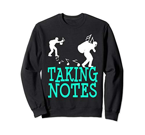 Music Composer Conductor Marching Band Orchestra Funny Gift Sweatshirt