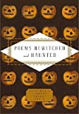 Image of Poems Bewitched and Haunted[POEMS BEWITCHED & HAUNTED-EVL][Hardcover]