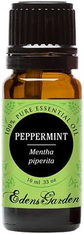Edens Garden Peppermint 10 ml Pure Therapeutic Grade Essential Oil GC/MS Tested CPTG