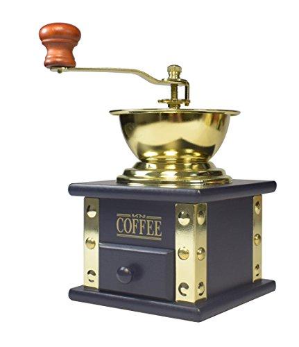 Bisetti 61940 Arpeggio Coffee Grinder, Blue by bisetti