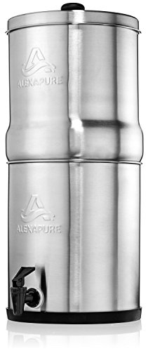 Alexapure Pro Stainless Steel Water Filtration System - 5,000 Gallon Throughput Capacity by Alexapure (Image #3)