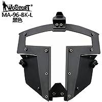 Rápido Casco FULL FACE máscara Cool táctica máscara protectora de malla para Airsoft Paintball