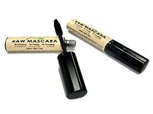 Earth Lab Cosmetics Mascara Raw Black, 10 ml