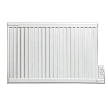 Wall Mounted Oil Filled Radiator >> Adax Apo Oil Filled Electric Radiator Wall Mounted With Thermostat Heats Up To 12 5m2 Room Space 1000w