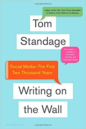 Writing On The Wall: Social Media - The First 2,000 Years Books Pdf File