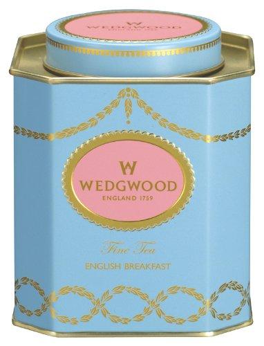 Wedgwood Everyday Luxury English Breakfast Caddy, 140g, - Wedgwood English