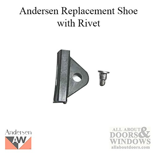 Andersen Windows 0565912 Andersen Black Shoe For 7191