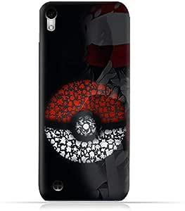 Lava Iris 30 TPU Silicone Protective Case with Go Pokemon Design