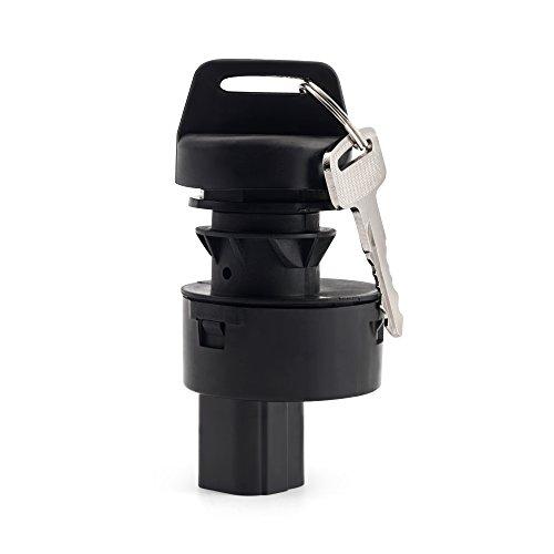 Replacement Key Switch (Key Switch Rhino Replacement for Yamaha 450 660 700 YXR450 YXR660 YXR700: 5UG-H2510-00-00)