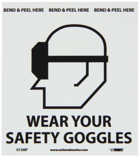 NMC S13AP PPE Sign, Legend