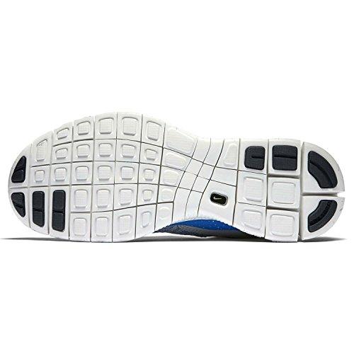 Nike Gm Uomo Calcio Nero vrsty Ryl blk Grey Free Scarpe Mz Grigio da Flyknit Mercurial Wolf Blu C4SrC7