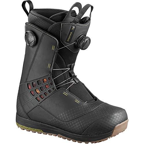 Salomon Dialogue Focus Boa Snowboard Boots 2019-12.0/Black