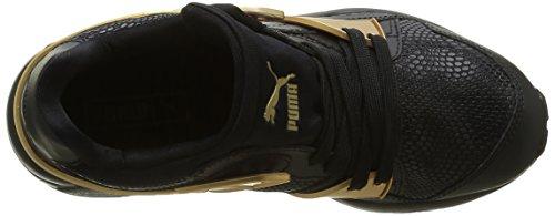 Puma Blaze Gold - Zapatillas de deporte Mujer Negro - negro (Black/Black)