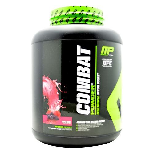 Muscle Pharm Combat Powder Triple Berry -- 4 lbs