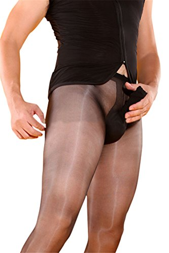 Black Guys Pantyhose Tights Tgp