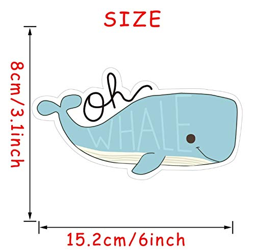 Whale Shark Scuba Diving Decal Sticker Diver Underwater Waterproof pin car Water Bottles Computers Laptop Marvel MacBook Flippers