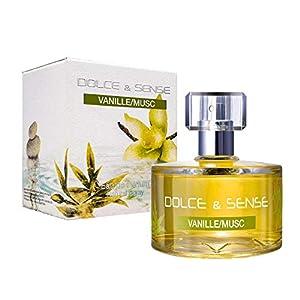 Dolce & Sense VANILLE-MUSC Eau de parfum 60ml Femme Paris Elysees