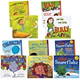 "Nasco ""My Story"" Social Skills Readers and Guides by Julia Cook - Set 4 - SN36098"
