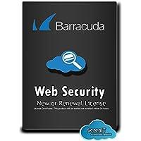 Barracuda Networks BFWX100A-W1 FIREWALL X100 1 YEAR WEB SECURITY