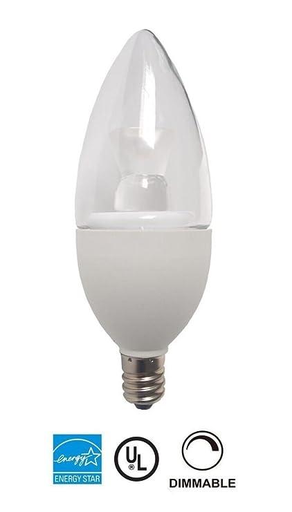 bombilla LED vela, 5,5 W (40 W equivalente a halógeno),