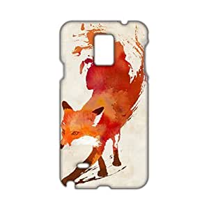 Angl 3D Artistic Fox Phone Case for Diy For Iphone 6 Case Cover