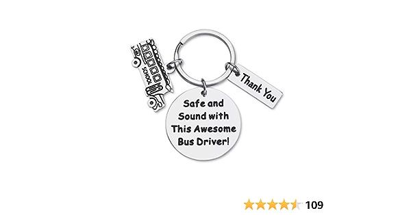 SCHOOL TEACHER//BUS Key Fobs really cute keychains