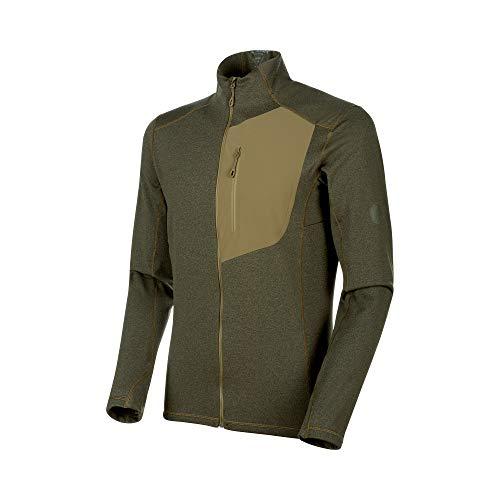 Mammut Aconcagua Light ML Jacket - Men's Olive Melange X-Large