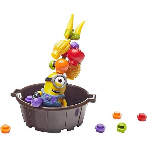 Chapéu de Fruta Minions Mega Construx - Mattel DKY83