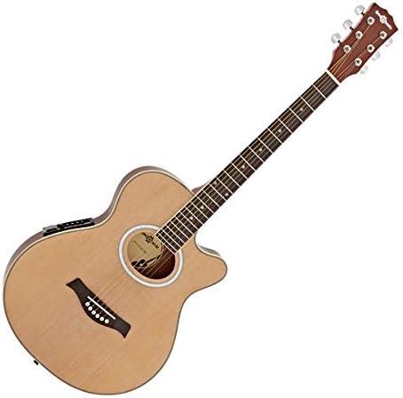 Guitarra Electroacustica Thinline de Gear4music: Amazon.es ...