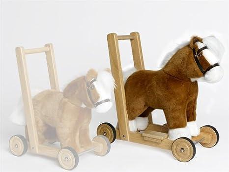 Mulholland & Bailie - Caballo Andador para Sentar Niño y Empujar ...