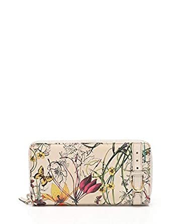 lowest price e0dbf be346 Amazon.co.jp: (グッチ) GUCCI フローラ ラウンドファスナー長 ...